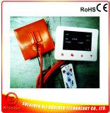 De RubberAuto van het silicone Thermochromic Heater12V 250W 600*600*1.5mm