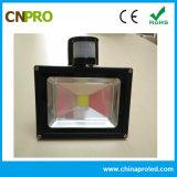 セリウムRoHSはPIR LEDのフラッドライト20Wを渡した