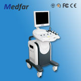 Medfar 트롤리 수의사 색깔 도풀러 초음파 MFC8000V
