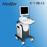 Medfarのトロリー獣医カラードップラー超音波MFC8000V