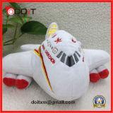Custom Made Stuffed Plush Plane Aircraft Toy para Companhia Aérea