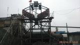 Tela de vibração eletromagnética da mineração de alta freqüência para a mina não metálica