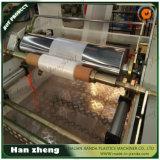 Ligne de film soufflée par plastique Semi-Automatique à grande vitesse de rouleau de HDPE de Sjm-55-2-1400 aba
