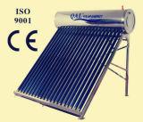 2014 عدم الضغط سخان المياه بالطاقة الشمسية مع شهادة CE 200L