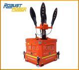 7m hydraulischer im Freien Dieselmotor-heller Aufsatz des Mast-4*120W