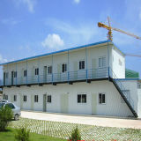 경제적인 현대 2층 모듈 Prefabricated 집