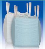 角のループが付いている100%の新しく物質的なジャンボ袋