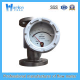 Metal d'argento Tube Rotameter per Mesuring Low Flow