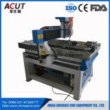 Router de anúncio do CNC 6090, máquina do Woodworking