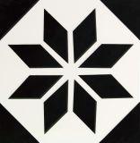 白い内陸様式によって艶をかけられる磁器Tile20*20cm