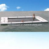 Fabrik-Zubehör-aufblasbares erstklassiges sich hin- und herbewegendes Pool mit Netz