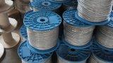 Cahier des charges galvanisé de la corde DIN3055 du fil d'acier 6X7+FC/Iws/Iwrc