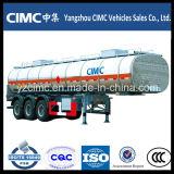 アフリカのための2015上60000L OilかFuel Tanker Semi-Trailer /45000L Oil Tank Truck Trailer
