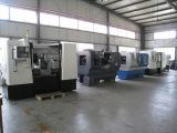 새로운 시스템을%s 가진 Ck6190W 합금 바퀴 변죽 다이아몬드 절단 수선 CNC 선반 기계