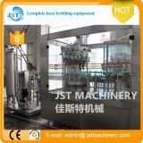 Machine automatique d'emballage de remplissage de bière 3 en 1