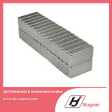 De super Macht Aangepaste N35 Permanente Magneet van NdFeB van de Lijst van de Energie met Vrije Steekproef