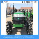 Tractor van het Wiel van China de Fabriek Gemaakte 4WD 40/48/55 PK/de Landbouw/Landbouw/Elektrisch/Compact/Gazon/MiniTractor