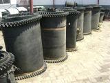 Qualitäts-Polyester-Gummiförderband für Sand und Kies
