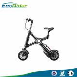 El Portable más nuevo E6 plegable la bicicleta eléctrica con el motor sin cepillo 250W