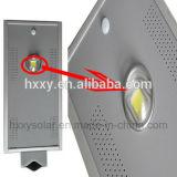 工場6W-120Wは1つの太陽街灯LEDの庭ライトのすべてを統合した