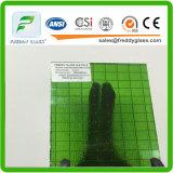 명확한 거품 철망 유리 방화 효력이 있는 유리 방화 효력이 있는 또는 프레임 저항하는 유리