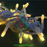 Bunte Kugel-Leuchte des Zeichenkette-Leuchte-Weihnachtenled