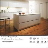 高品質によってカスタマイズされる紫外線MDFの高い光沢のある食器棚(FY764)