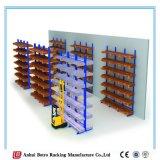 Шкафы рукоятки Q235 оборудования хранения Китая сверхмощные стальные консольные