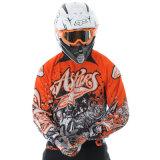Populärer Zoll sublimierter Motocross Jersey/Bewegungsfahrrad, das Hemd (MAT16, läuft)