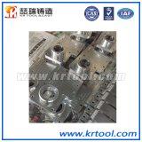 Componenti lavoranti personalizzate di CNC di alta precisione del fornitore