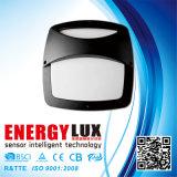 Lampe de mur extérieure du secours DEL de corps en aluminium d'E-L04e