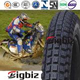 Qualitäts-luftloser Hersteller-Motorrad-Gummireifen/Reifen (2.50-17)