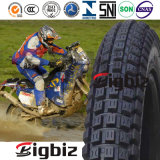 고품질 기관자전차 타이어 제조자 2.50-17