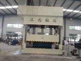 Máquina hidráulica de la prensa de la embutición profunda del marco de H 1500 toneladas
