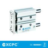 Cylindre pneumatique de Conpact de série d'Advu