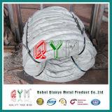 Alambre de púas revestido acordeón galvanizado de la maquinilla de afeitar de la seguridad de la maquinilla de afeitar Wire/PVC Hight