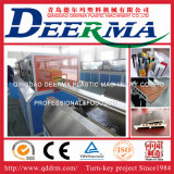 PVC WPC Windows와 Doors Frames Making Machine/PVC Profile Extrusion Machine