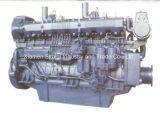 容器の船X6170/8170 400HP~800HPのためのWeichai海洋のDiesleのエンジン