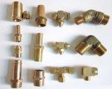 Adaptadores métricos para os encaixes do cotovelo e do T de 90 graus