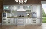 Moderner festes Holz-Küche-Möbel-Entwurf (zq-012)