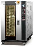 10の皿の赤外線商業電気対流のオーブン(ALB-10D)