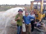100m-600mの携帯用地質のメキシコの調査によって退屈させる健康な掘削装置