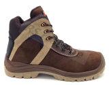 Projetando sapatas de segurança básicas de trabalho Italy