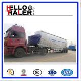 Tri essieu remorque de camion-citerne de la colle en vrac de 40 tonnes pour le transport de la colle
