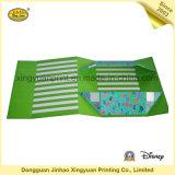Buon per il contenitore impaccante piegante di carta patinata di consegna (JHXY-PP0015)