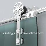 유리제 미닫이 문 기계설비 (LS-SDG-606)