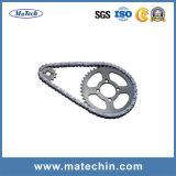 사슬 스프로킷을%s CNC 기계로 가공 기관자전차에 의하여 주문을 받아서 만들어지는 위조