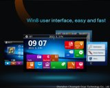 Lettore DVD di Multifuntional dell'automobile con l'interfaccia utente Win8