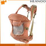 Backpack 100% несущей хлопка ткани самый популярный самый безопасный порекомендованный младенческий