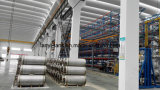 840L (1000kg) 탄소 강철 암모니아, 염소를 위한 용접된 가스통